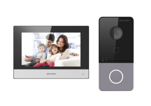 Hikvision Digital Technology DS-KIS603-P intercom system accessory