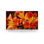 "Sony FW-85BZ35F signage display 2.16 m (85"") LCD 4K Ultra HD Digital signage flat panel Black Android 7.0"