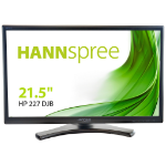 "Hannspree Hanns.G HP227DJB LED display 54.6 cm (21.5"") Full HD Matt Black"