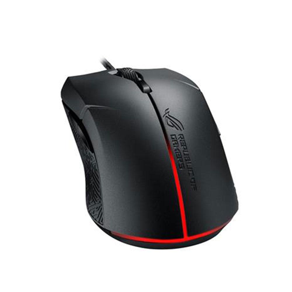 ASUS ROG Strix Evolve mouse USB Optical 7200 DPI Ambidextrous