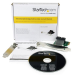 StarTech.com 4 Port PCI Express 2.0 SATA III 6Gbps RAID Controller Card with HyperDuo SSD Tiering PEXSAT34RH