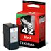 Lexmark 18Y0142E (42) Printhead black, 220 pages