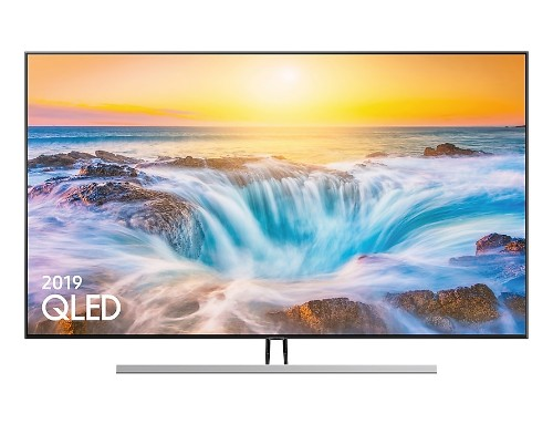 """Samsung QE65Q85RAT 165.1 cm (65"""") 4K Ultra HD Smart TV Black,Silver"""
