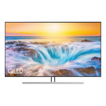 "Samsung QE65Q85RAT 165.1 cm (65"") 4K Ultra HD Smart TV Black,Silver"