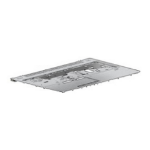HP 845170-001 notebook spare part Top case