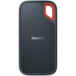 SanDisk Extreme 2000 GB Grau, Orange