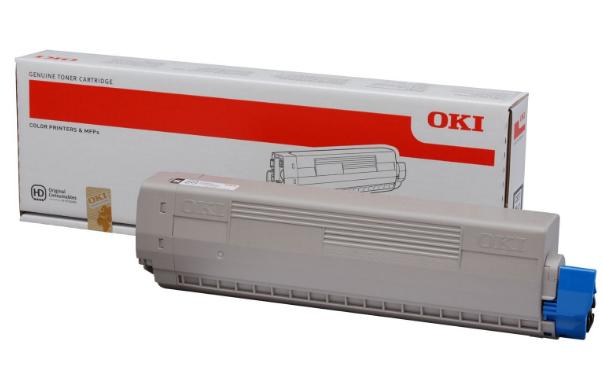 OKI 45643512 Toner black, 38.4K pages