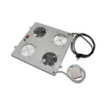 Digitus DN-19 FAN-2-N hardware cooling accessory Grey