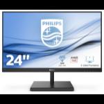 "Philips E Line 245E1S/00 LED display 60,5 cm (23.8"") 2560 x 1440 Pixels 2K Ultra HD LCD Flat Zwart"