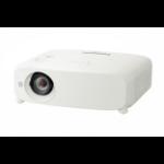 Panasonic VZ580 data projector Standard throw projector 5000 ANSI lumens 3LCD WUXGA (1920x1200) White