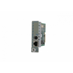 Omnitron iConverter NMM2 network media converter 100 Mbit/s Internal Grey
