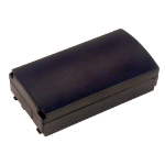 2-Power Camcorder Battery 6v 2100mAh