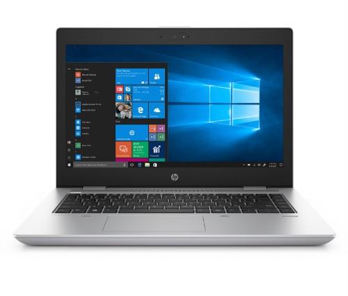 """HP ProBook 640 G4 Silver Notebook 35.6 cm (14"""") 1920 x 1080 pixels 8th gen Intel® Core™ i5 i5-8250U 8 GB DDR4-SDRAM 256 GB SSD Windows 10 Pro"""