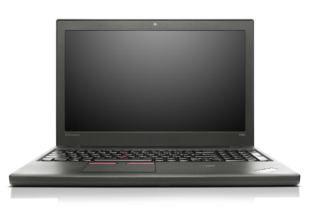 "Lenovo ThinkPad T550 2.2GHz i5-5200U 15.6"" 1920 x 1080pixels Black"