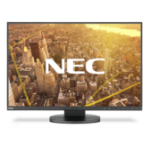 "NEC MultiSync EA245WMi-2 24"" Full HD IPS Black Flat computer monitor 60004486"