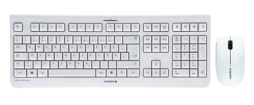 CHERRY DW 3000 keyboard RF Wireless QWERTZ German Grey