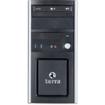 Wortmann AG TERRA PC-Business 4000 Greenline 3.5GHz G4560 Mini Tower Black PC