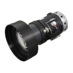 NEC NP16FL projection lense