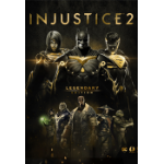 Warner Bros Injustice 2 - Legendary Edition Videospiel PC
