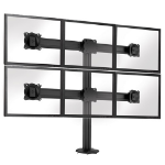 "Chief K3G320B monitor mount / stand 76.2 cm (30"") Black"
