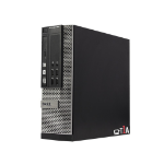 T1A DELL Optiplex 7010 Refurbished 3rd gen Intel® Core™ i5 i5-3470 4 GB DDR3-SDRAM 250 GB SSD SFF Black,Silver PC Windows 10 Pro