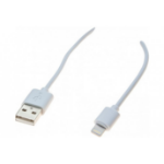 Hypertec 149998-HY mobile phone cable White USB A Lightning 1 m