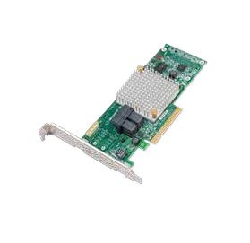Adaptec 8805E RAID controller PCI Express x8 3.0 12 Gbit/s