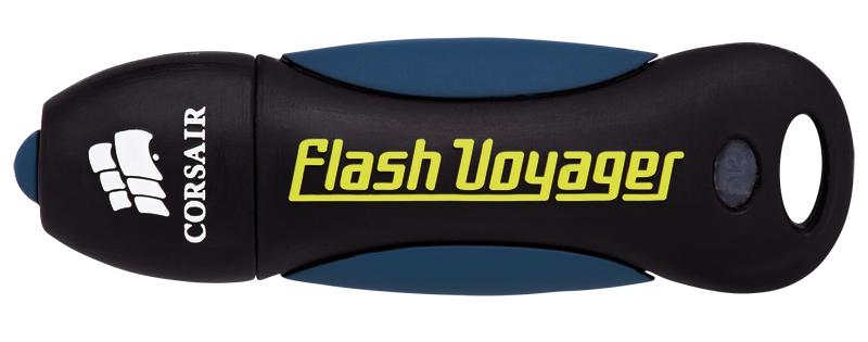Corsair Flash Voyager USB 2.0 16GB 8GB USB 2.0 Black,Blue USB flash drive
