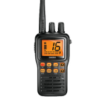Uniden MHS75 two-way radio