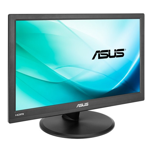 "ASUS VT168H 15.6"" 1366 x 768pixels Multi-touch Black touch screen monitor"