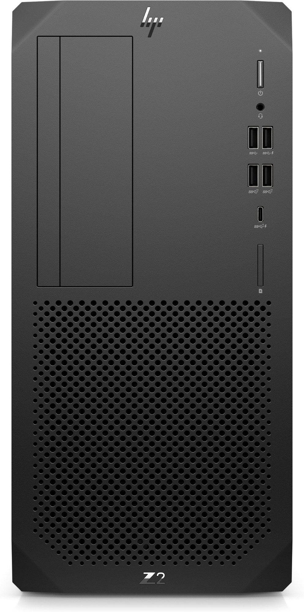 HP Z2 G5 DDR4-SDRAM i7-10700 Tower 10th gen Intel® Core™ i7 8 GB 256 GB SSD Windows 10 Pro for Workstations Workstation Black