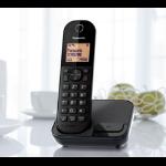 Panasonic KX-TGC410EB telephone DECT telephone Caller ID Black
