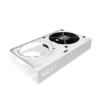 NZXT White Kraken G12 GPU Mounting Bracket For A-I-O Liquid Coolers