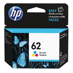 HP C2P06AE (62) Printhead color, 165 pages