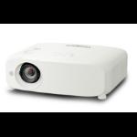 Panasonic PT-VZ585NU data projector 5000 ANSI lumens 3LCD WUXGA (1920x1200) Portable projector White