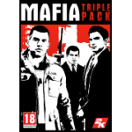 2K Mafia Triple Pack Videospiel PC Standard Deutsch
