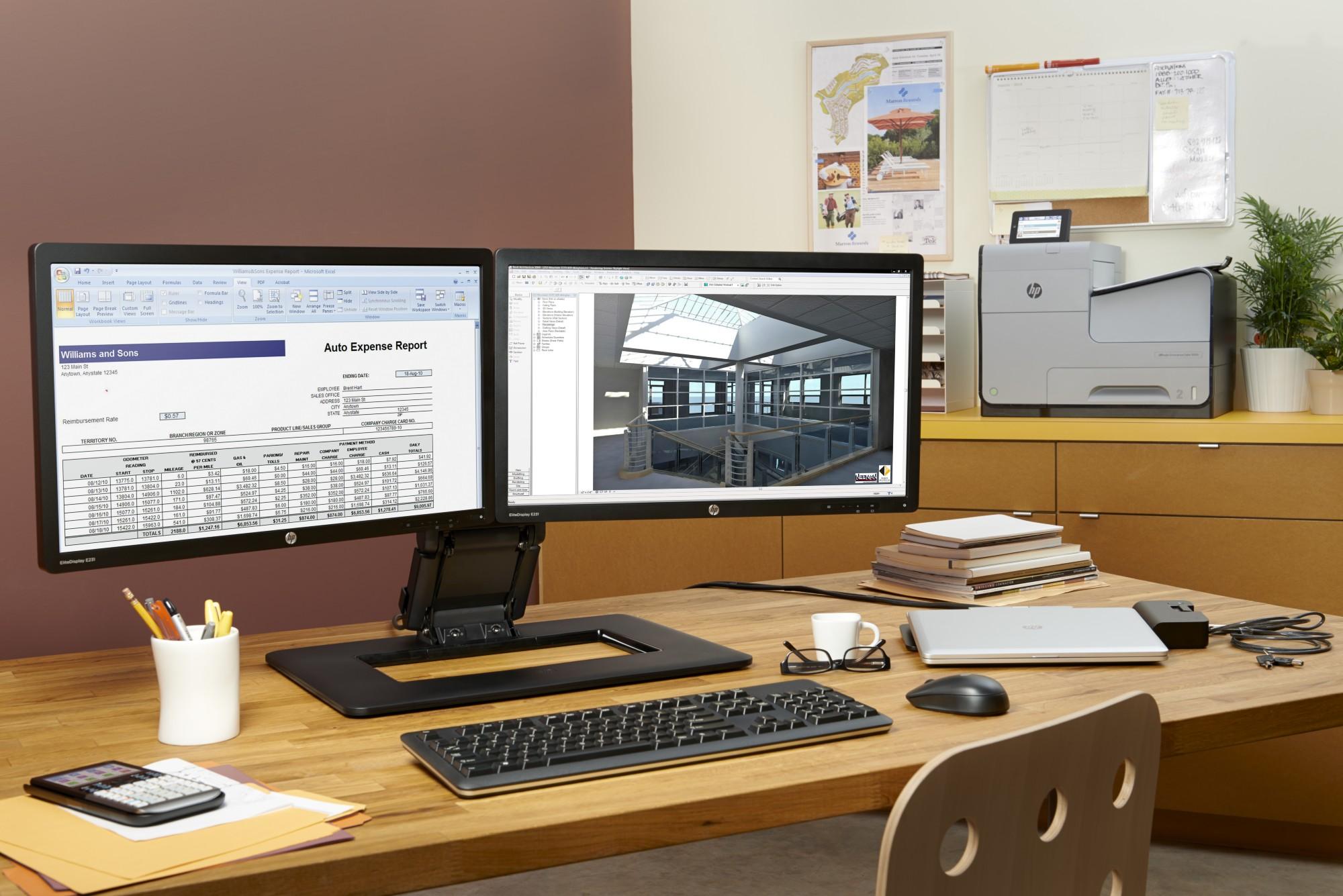 HP UltraSlim Docking Station