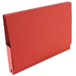 Guildhall PW2-REDZ folder Legal Red