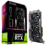 EVGA 11G-P4-2487-KR videokaart GeForce RTX 2080 Ti 11 GB GDDR6