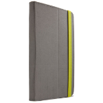 "Case Logic Surefit 10"" Folio Grey,Yellow"