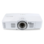 Acer Home V7500 Desktop projector 2500ANSI lumens DLP 1080p (1920x1080) 3D White data projector