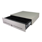 APG Cash Drawer E3000 Metal Grey
