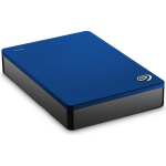 Seagate Backup Plus Portable 4TB USB Type-A 3.0 (3.1 Gen 1) 4000GB Blue