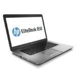 "HP EliteBook 850 G1 2.1GHz i7-4600U 15.6"" 1366 x 768pixels Black,Silver"