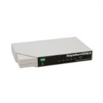 Digi AW-USB-5 interface hub 100 Mbit/s Zwart, Grijs