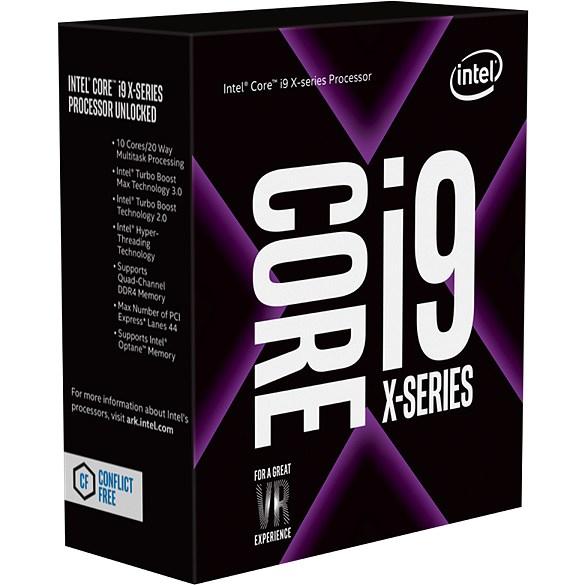 Intel Core i9-9820X procesador 3,3 GHz 16,5 MB Smart Cache