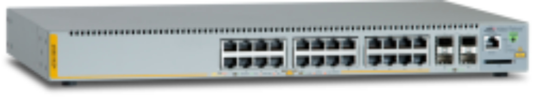 Allied Telesis AT-x230-28GP-50 Gestionado L3 Gigabit Ethernet (10/100/1000) Gris Energía sobre Ethernet (PoE)