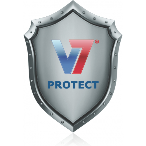 V7 1 Year Extended Warranty for Product Value up to EUR 900 / £ 700