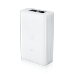 Ubiquiti Networks U-POE-AT PoE adapter Gigabit Ethernet