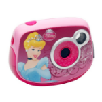 LEXIBOOK Disney Princess Camera 1.3MP 1.4 LCD 8MB